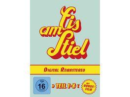 Eis am Stiel Box 3 Teil 1 8 9 DVDs