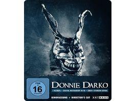 Donnie Darko Limited Steelbook Edition 4K Ultra HD 2 BR4Ks