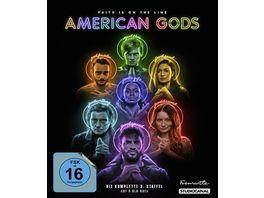American Gods 3 Staffel 3 BRs