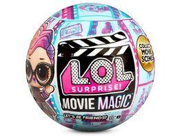 LOL Surprise Movie Magic Puppe sortiert