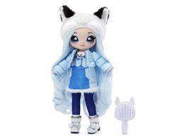 Na Na Na Surprise Teens Doll Alaska Frost Wolf