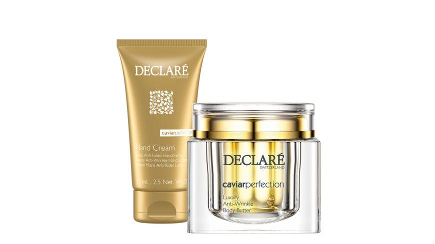 DECLARÉ X-Mas Set 10 Caviar Perfection Body