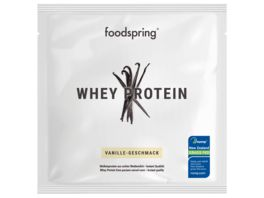 Foodpsring Whey Protein Vanille to go