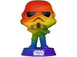 Funko POP Star Wars Stormtrooper Rainbow Pride Vinyl