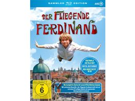Der fliegende Ferdinand Sammler Edition 2 BRs
