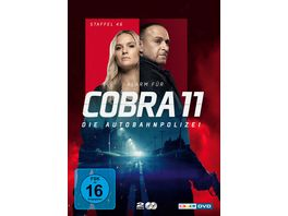 Alarm fuer Cobra 11 Staffel 46 2 DVDs