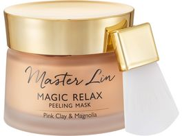 Master Lin Magic Relax Pink Clay Magnolia Peeling Maske