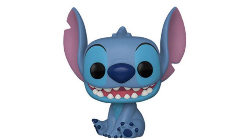 Funko - POP! - Lilo & Stitch - Stitch Smiling Seated Vinyl