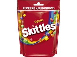 SKITTLES Fruits Standbeutel 160g