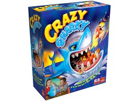 Goliath Toys CRAZY SHARKY Aktionsspiel