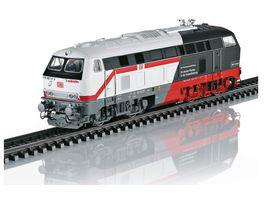 Maerklin 39187 Modelleisenbahn Diesellokomotive Baureihe 218