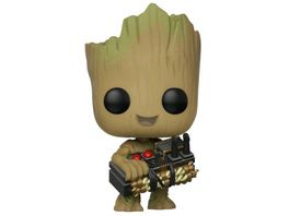 Funko POP Guardians of the Galaxy Vol 2 Groot with Bomb Vinyl