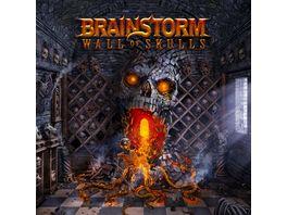 Wall Of Skulls Ltd CD Live Blu Ray Digibook