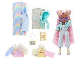 LOL Surprise OMG Sunshine Modepuppe Dress Up Doll Set mit 20 Ueberraschungen