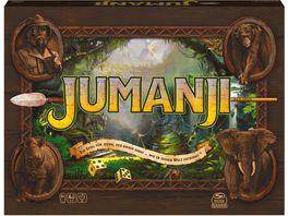 Spin Master Games Jumanji das actiongeladene Familienspiel fuer 2 4 mutige Abenteurer ab 8 Jahren