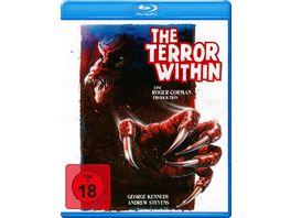 The Terror Within uncut Fassung in HD neu abgetastet