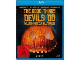 The Good Things Devils Do Willkommen zur Blutnacht uncut