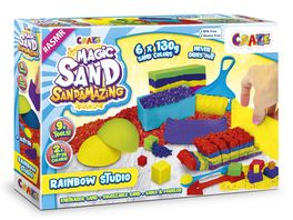 CRAZE SANDAMAZING Rainbow Studio