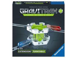Ravensburger Beschaeftigung GraviTrax PRO Erweiterung Turntable