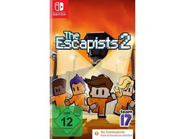 The Escapists 2 Code in a Box