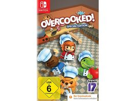 Overcooked Special Edition Code in a Box