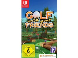 Golf with your Friends Code in a Box