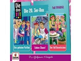 Die 20 3er Box Folgen 59 60 61