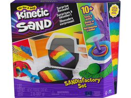 Spin Master Kinetic Sand Sandisfactory Set