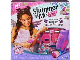 Spin Master Cool Maker Shimmer Me Tattoo Studio