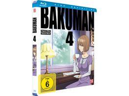 Bakuman 1 Staffel Blu ray Vol 4