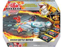 Spin Master Bakugan Geogan Rising Battle Matrix