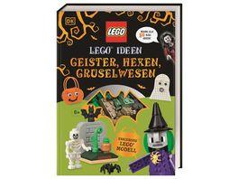 LEGO Ideen Geister Hexen Gruselwesen Exklusives LEGO Modell Mehr als 50 Bauideen