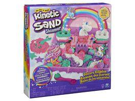 Spin Master Kinetic Sand Rainbow Unicorn Playset
