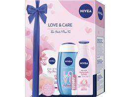 NIVEA WGP 2021 Love Care