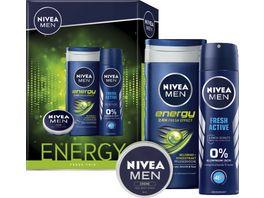 NIVEA MEN WGP 2021 Energy