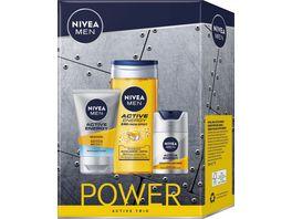 NIVEA MEN WGP 2021 Power