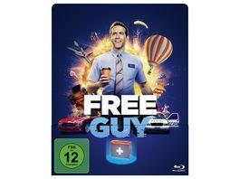 Free Guy Steelbook Edition