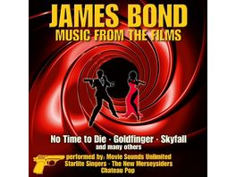 James Bond 007 Music From The Films