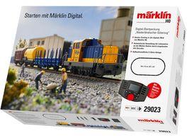 Maerklin 29023 Digital Startpackung Niederlaendischer Gueterzug