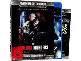 The Toolbox Murders Limitiert auf 666 Stueck DVD