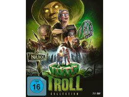 Troll 1 2 Die ultimative Box DVD 2 BRs