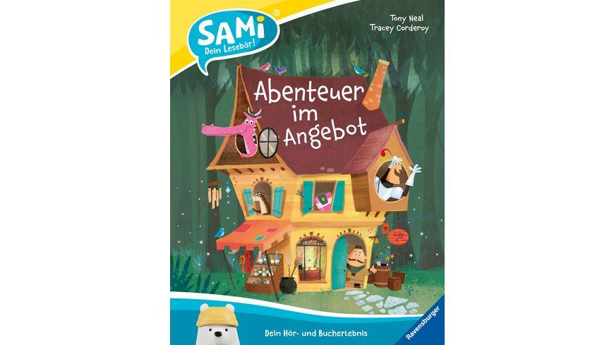 SAMi - Abenteuer im Angebot