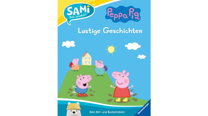 SAMi - Peppa Pig - Lustige Geschichten