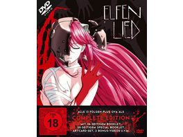 Elfen Lied Die komplette Serie 2 DVDs