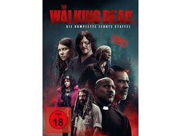 The Walking Dead Staffel 10 6 DVDs