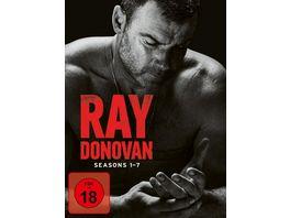 Ray Donovan Seasons 1 7 28 DVDs