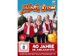 40 Jahre Die Jubilaeums DVD