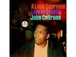 A Love Supreme Live In Seattle