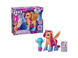Hasbro My Little Pony Eine neue Generation Sing und Skatespass Sunny Starscout