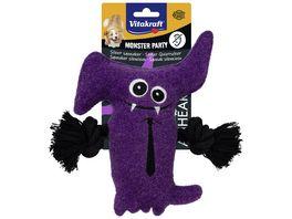Vitakraft Hundespielzeug Violetter Agent